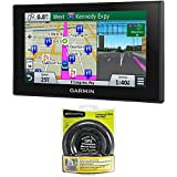 Garmin nuvi 2699LMT HD 6-Inch GPS with Lifetime Maps & HD Traffic Friction Mount Bundle With nuvi 2689LMT and Portable Friction Mount