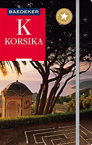 Baedeker Reiseführer Korsika: mit praktischer Karte EASY ZIP