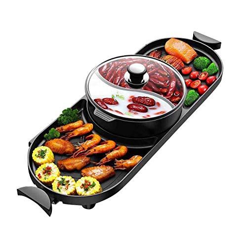 Ylytg BBQ - La Parrilla De Barbacoa Eléctrica Coreana Y La Parrilla...