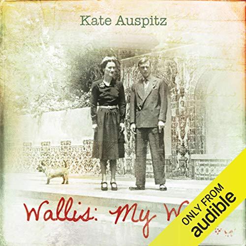 Wallis: My War audiobook cover art