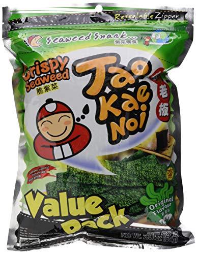Taokaenoi Brand Seetangsnack knusprig (1 x 59 g)