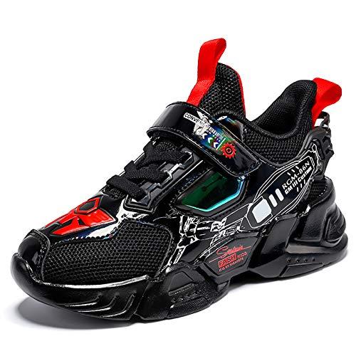 Daclay Zapatos para niños Malla Transpirable Tendencia Moda niños pequeños Deportes Zapatillas Deportivas