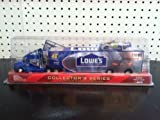 Jimmie Johnson #48 Lowes Hauler Trailer Transporter Rig Semi 1/64 Scale 2003 Preview Racing Champions with Bonus 1/64 2002 Rookie Year Car