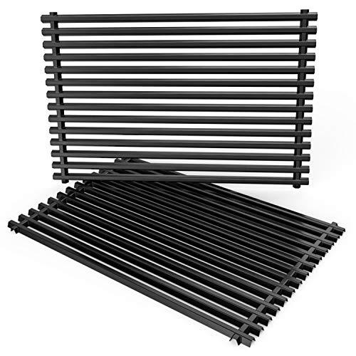 Onlyfire grillrost,Porzellan emaillierter Stahl Ersatz Grillroste für Weber Spirit und Genesis E und S-Serie Grill,2 Stück