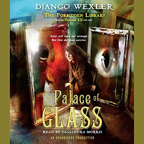 Couverture de The Palace of Glass