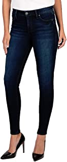 Kut from the Kloth Women's Mia High Rise Slim Fit Skinny Denim Jeans