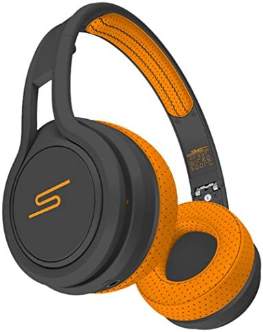 SMS Audio SMS ONWD SPRT ORG STREET by 50 On Ear Wired Sport Headphones Orange product image