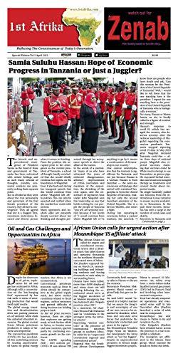 1st Afrika Newspaper: 1st Afrika Newspaper