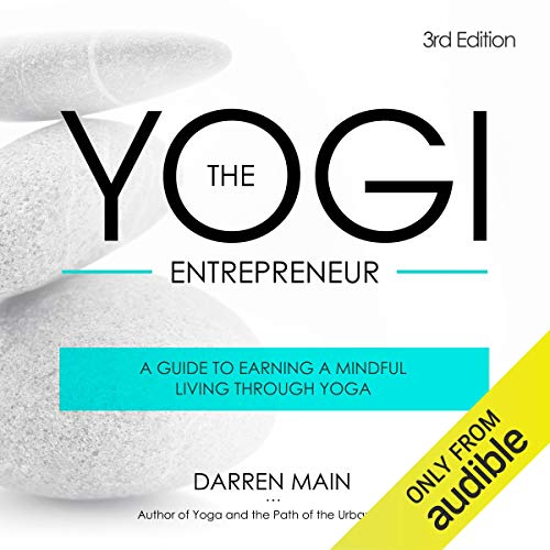 The Yogi Entrepreneur audiobook cover art