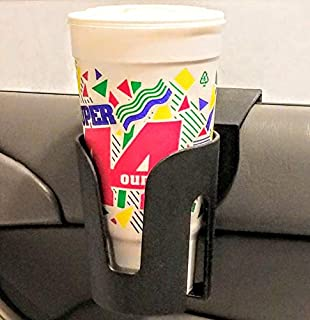 The LEDGE Cup Holder, Cup Holder, auto Cup Holder, Large Drink Holder