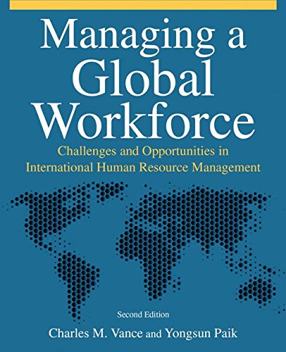 Managing a Global Workforce: Challenges and Opportunities in International Human Resource Management