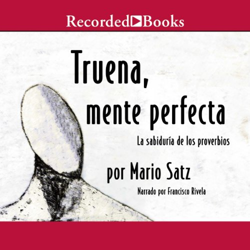 Turena, Mente Perfecta audiobook cover art