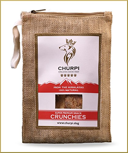 Churpi Snack para Perros Crunchies - 70 gr
