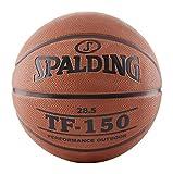 Spalding TF-150 Outdoor Basketball, Intermediate Size 6: 28.5'