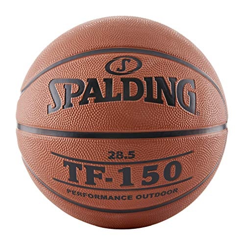 Spalding TF-150 Outdoor Basketball, Intermediate Size 6: 28.5'