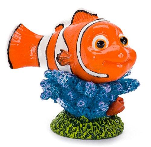 Penn-Plax findet Nemo Nemo der Welt und Coral Ornament für Aquarium, 4,2cm
