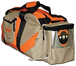 Scent Crusher Ozone Gear Bag, Duffle Bag, Eliminates Odor Before and After the Hunt,..