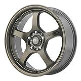 Motegi Racing MR131 Traklite Bronze Wheel (17x7'/5x100mm, +45mm offset)