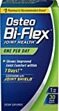 Glucosamine w/ Vitamin D, One Per Day by Osteo Bi-Flex, Joint Health with Bone & Immune Support, 30 Coated Tablets