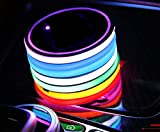 2pcs MultiColor Car LED Coaster Lighting USB Charging Light Accessories Interior Decoration Lights Mouldings Trim Lamp For 2021 2020 2019 2018 Audi tt q5 a4 a6 q7 a3 a8 a5 q3 a1 s3 sq5 tts s5 s6 a8l s