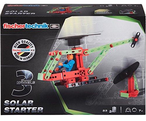 Fischertechnik Baukastenset 542131 Heli Solar Starter