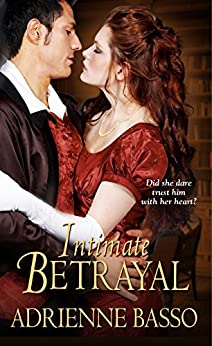 Intimate Betrayal by [Adrienne Basso]