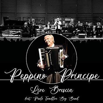 PEPPINO PRINCIPE - LIVE TEATRO SAN BARNABA BRESCIA