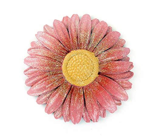 Gerson Spring Sunflower Decorative Stepping Stone (Pink)