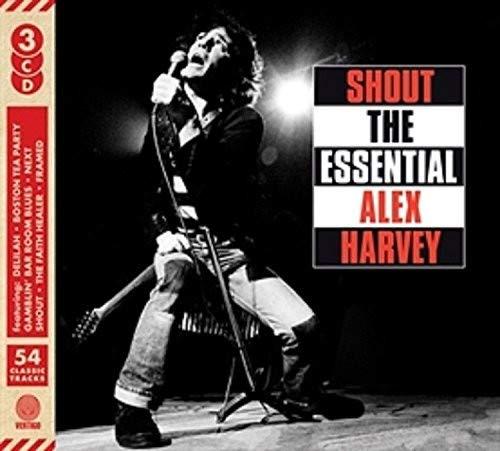 Sensational Alex Harvey Band,: Shout: the Essential Alex Harv (Audio CD)