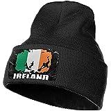 Giles John Bonnet Bonnets Bonnet Drapeau Irlande Football Rugby Joueur Casquette Hommes & Femmes Bonnets Tricot Bonnets Stretch & Soft