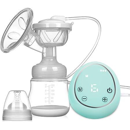 BovoYa Milchpumpe Silikon Handmilchpumpe Mit Milchstopfen 100/% lebensmittelfrei PVC Babyprodukte