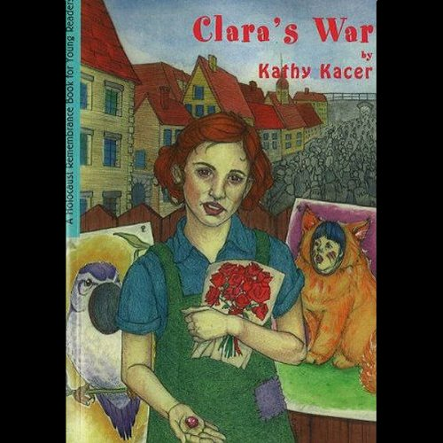 Clara's War audiobook cover art