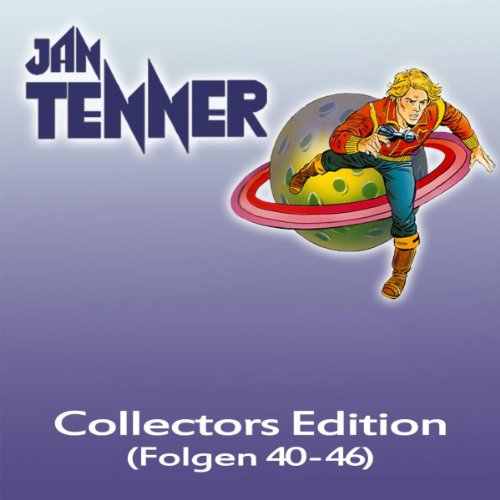 Jan Tenner Collectors Edition Folgen 40 - 46 Titelbild