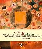 sensus Religion: Schülerbuch