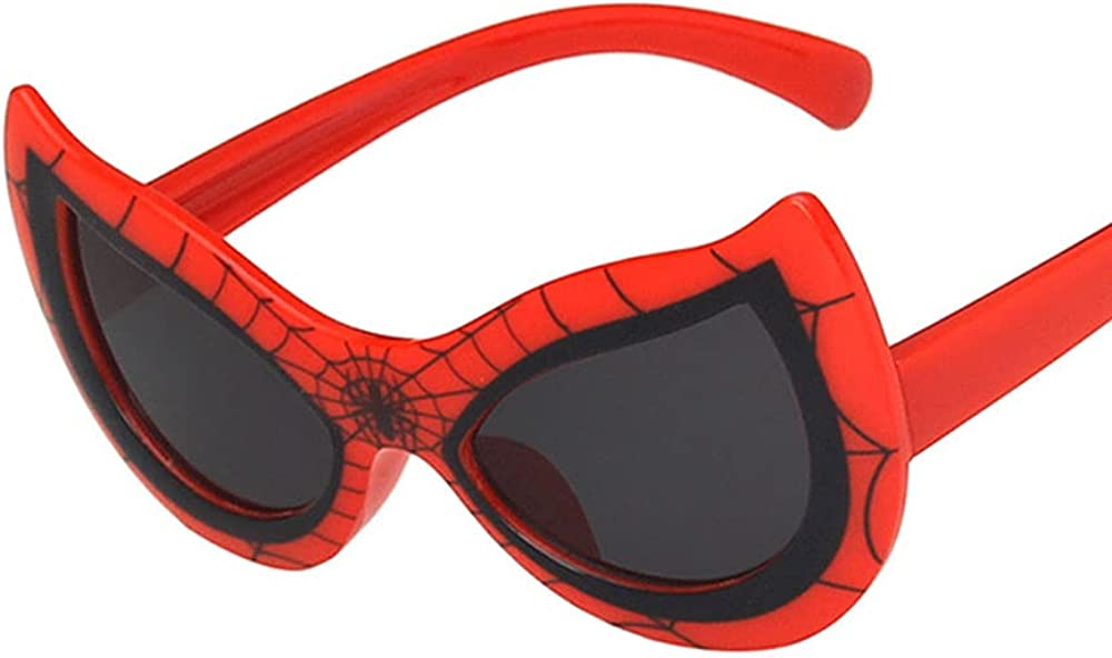 Laiqian Our shop OFFers the best service Spider Style Virginia Beach Mall for Sunglasses Kids