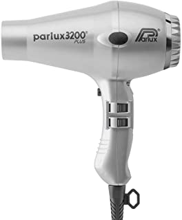 Parlux 3200 Plus Ceramic 1900W Hair Dryer, Silver