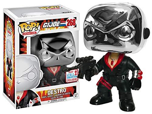 Funko - Figurine GI JOE - Destro Exclu Pop 10cm - 0889698112413