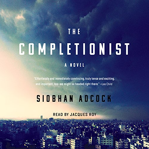 The Completionist audiobook cover art