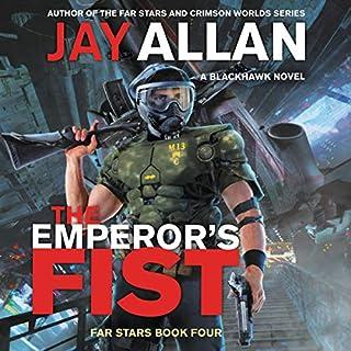 The Emperor's Fist cover art