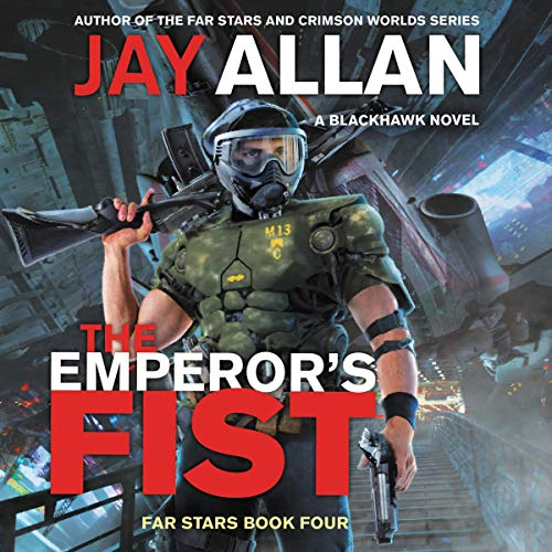 The Emperor's Fist audiobook cover art