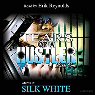 Tears of a Hustler audiobook cover art