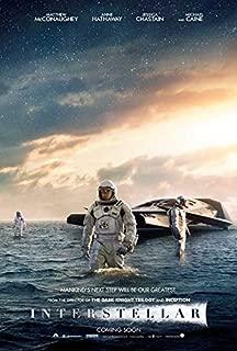 Best interstellar 2014 movie poster Reviews