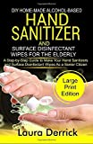 DIY HOME-MADE ALCOHOL-BASED HAND SANITIZER AND SURFACE DISINFECTANT WIPES FOR...