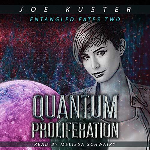 Quantum Proliferation: A Near-Future Cyberpunk Thriller Titelbild