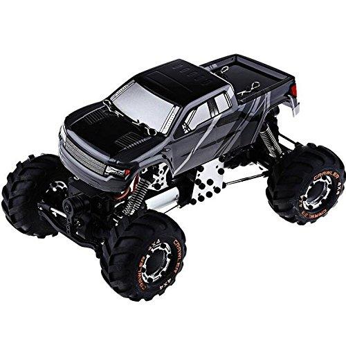 WayIn 2098B ad alta velocità 1/24 4WD Simulazione Peso Racing Car 2.4G luce giocattolo di RC, telecomando Mini Climber
