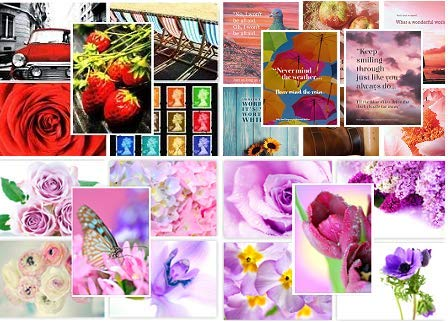 Gemischte Postkarten Großer Value Multipack Bilder von der Natur inspiriert