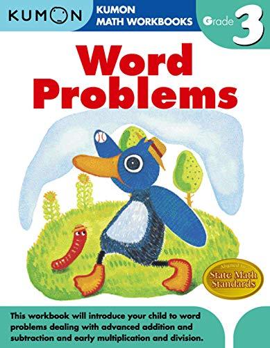 Word Problems (Kumon Math Workbooks Grade 3)