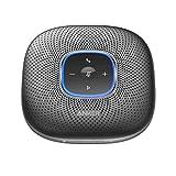 Best Bluetooth Speakerphones - Anker PowerConf Bluetooth Speakerphone with 6 Microphones, Enhanced Review