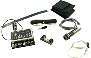 LR BAGGS INTERNAL PREAMP/MIXER WITH ELEMENT AND IBEAM PICKUPS AND REMOTE CONTROL II — NYLON STRING