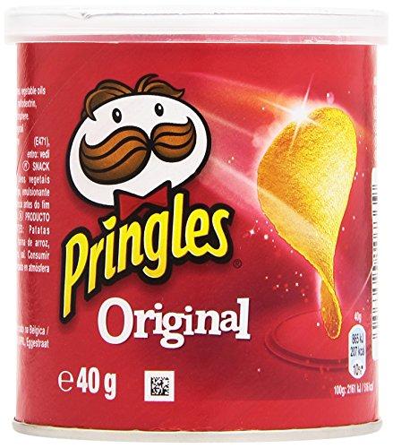 Pringles - Original, Snack Salato, 12 X 40 g
